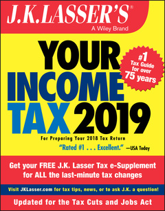 Cover of the book Your Income Tax 2019