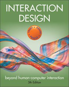 Couverture de l'ouvrage Interaction Design