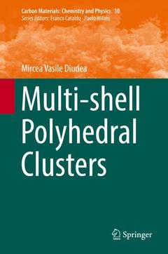 Couverture de l'ouvrage Multi-shell Polyhedral Clusters