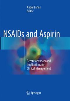 Couverture de l'ouvrage NSAIDs and Aspirin