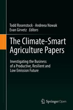Cover of the book The Climate-Smart Agriculture Papers