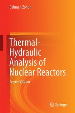 Couverture de l'ouvrage Thermal-Hydraulic Analysis of Nuclear Reactors