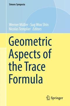 Couverture de l'ouvrage Geometric Aspects of the Trace Formula