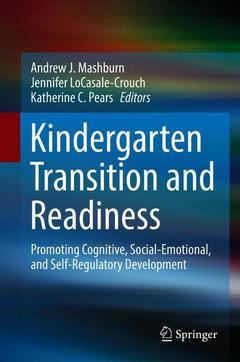 Couverture de l'ouvrage Kindergarten Transition and Readiness