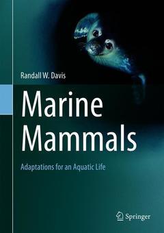 Couverture de l'ouvrage Marine Mammals