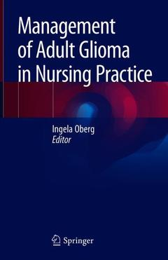 Cover of the book Management of Adult Glioma in Nursing Practice