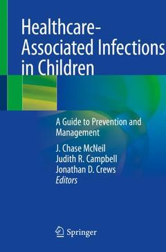 Cover of the book Healthcare-Associated Infections in Children
