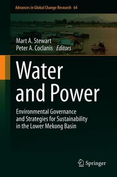 Cover of the book Water and Power