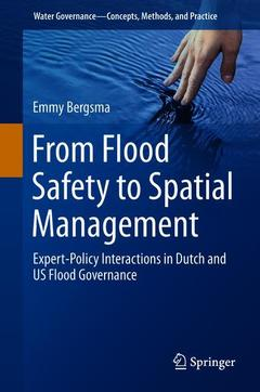 Couverture de l'ouvrage From Flood Safety to Spatial Management