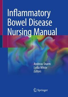 Cover of the book Inflammatory Bowel Disease Nursing Manual