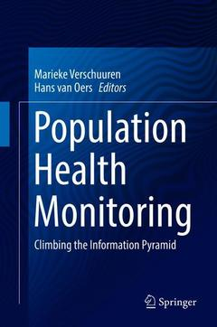 Cover of the book Population Health Monitoring