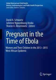 Cover of the book Pregnant in the Time of Ebola