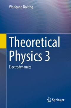 Couverture de l'ouvrage Theoretical Physics 3