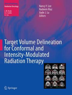 Cover of the book Target Volume Delineation for Conformal and Intensity-Modulated Radiation Therapy