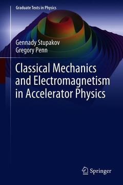 Couverture de l'ouvrage Classical Mechanics and Electromagnetism in Accelerator Physics