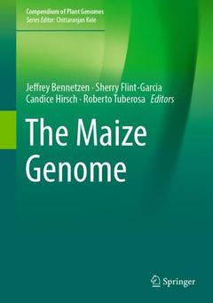 Cover of the book The Maize Genome