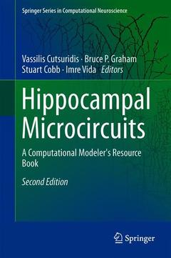 Cover of the book Hippocampal Microcircuits