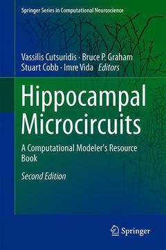 Couverture de l'ouvrage Hippocampal Microcircuits