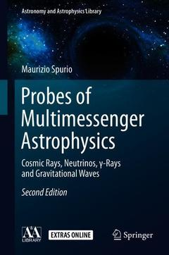 Cover of the book Probes of Multimessenger Astrophysics