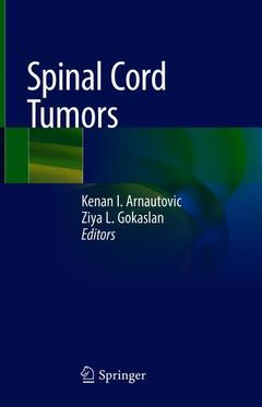 Cover of the book Spinal Cord Tumors