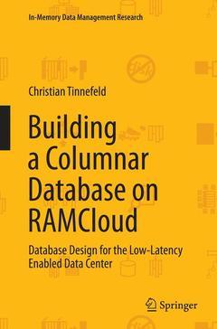 Couverture de l'ouvrage Building a Columnar Database on RAMCloud