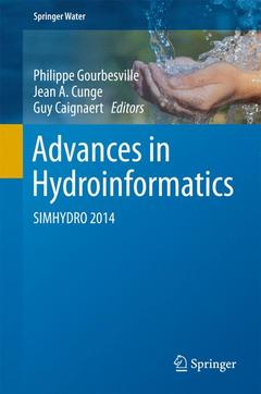 Couverture de l'ouvrage Advances in Hydroinformatics