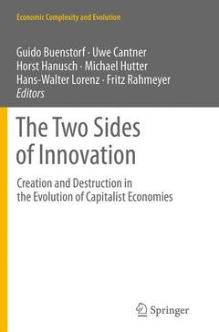 Couverture de l'ouvrage The Two Sides of Innovation