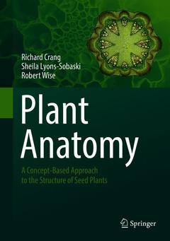 Cover of the book Plant Anatomy