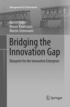 Couverture de l'ouvrage Bridging the Innovation Gap