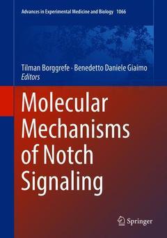 Couverture de l'ouvrage Molecular Mechanisms of Notch Signaling