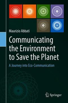 Cover of the book Communicating the Environment to Save the Planet