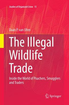 Couverture de l'ouvrage The Illegal Wildlife Trade