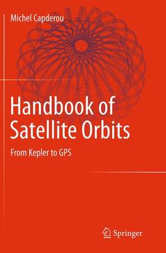 Couverture de l'ouvrage Handbook of Satellite Orbits