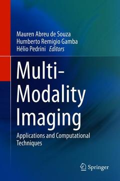 Cover of the book Multi-Modality Imaging