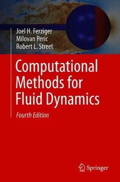 Cover of the book Computational Methods for Fluid Dynamics
