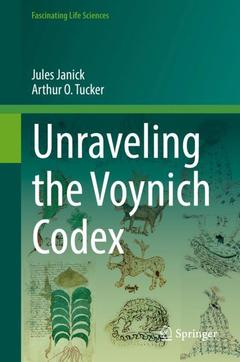 Cover of the book Unraveling the Voynich Codex
