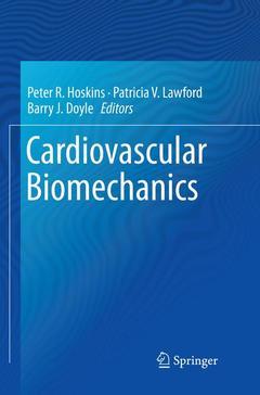 Couverture de l'ouvrage Cardiovascular Biomechanics