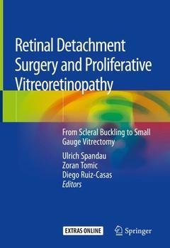 Couverture de l'ouvrage Retinal Detachment Surgery and Proliferative Vitreoretinopathy