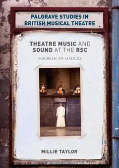 Cover of the book Theatre Music and Sound at the RSC