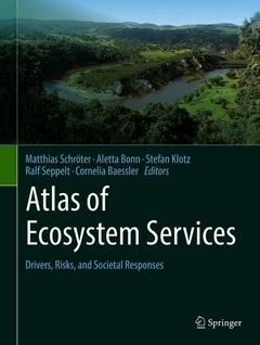 Cover of the book Atlas of Ecosystem Services