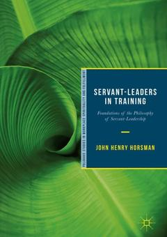 Cover of the book Servant-Leaders in Training