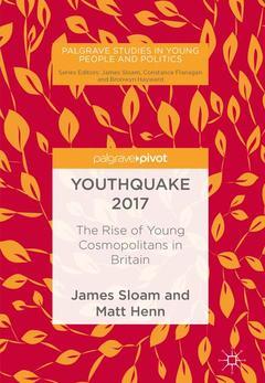 Couverture de l'ouvrage Youthquake 2017