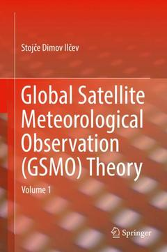 Cover of the book Global Satellite Meteorological Observation (GSMO) Theory