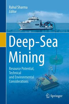 Cover of the book Deep-Sea Mining