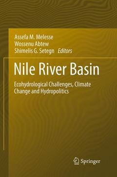 Cover of the book Nile River Basin