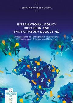 Cover of the book International Policy Diffusion and Participatory Budgeting
