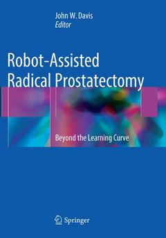 Couverture de l'ouvrage Robot-Assisted Radical Prostatectomy