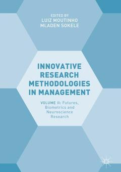 Couverture de l'ouvrage Innovative Research Methodologies in Management