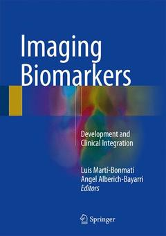 Couverture de l'ouvrage Imaging Biomarkers