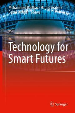 Couverture de l'ouvrage Technology for Smart Futures